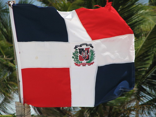 Dominican Republic Flag | by Mihnea Stanciu