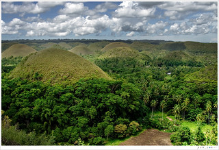 chocolate hills | by paw_con