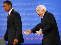 McCain-Obama | by thevegucator