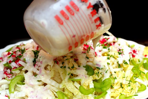 buttermilk dressing | by smitten kitchen