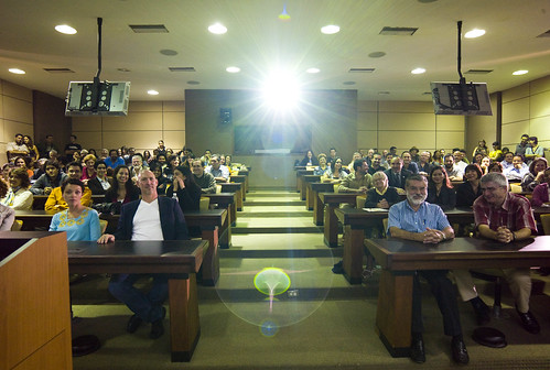 PoV during keynote at CC PR launch | by Joi