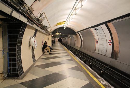 Waterloo Underground station