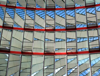 Archiettura-palazzo Sony Center-Berlino | by TavFactor-Roberta Cerri