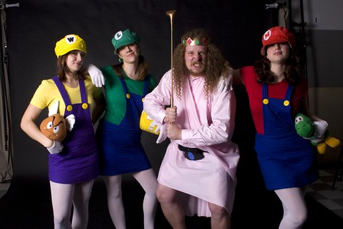 Mario Girls 4 | by Meagan.Marie