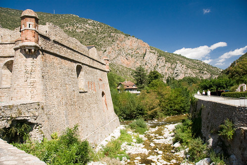 Villefranche De Conflent Outside Wall2 | by david.nikonvscanon