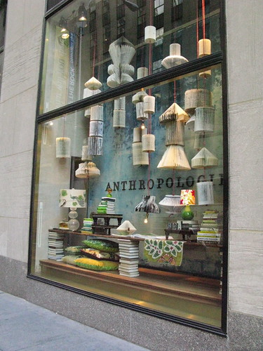 Anthropologie storefront | by luce_beaulieu