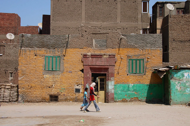Backstreets of Islamic Cairo