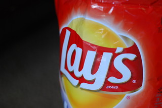 Lay's potato chips bag | by espensorvik