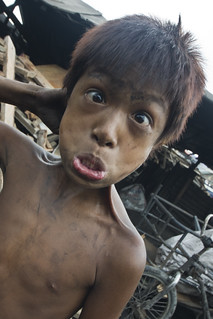 Ulingan, Tondo - Through the eyes of the Charcoal Kids | by Mio Cade