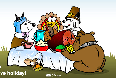 DogPile Thanksgiving 2008 | by rustybrick