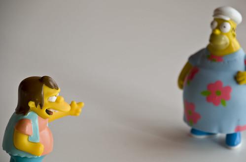 Nelson haa haas Homer