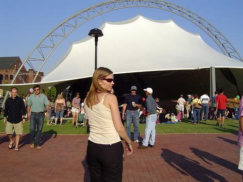Charlottesville Mall 2006