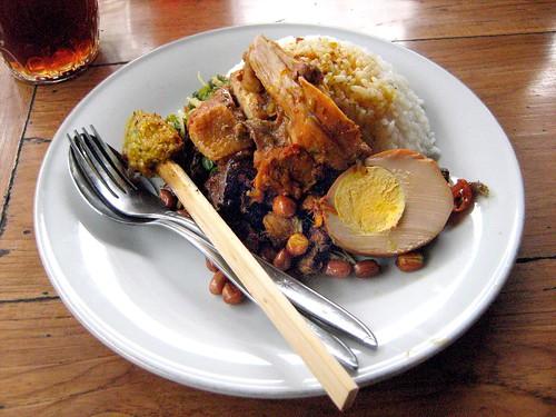Nasi Ayam Kedewatan