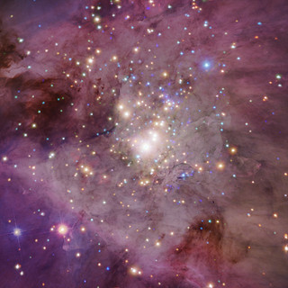 Orion Nebula: Peering into the Orion Nebula | by Smithsonian Institution