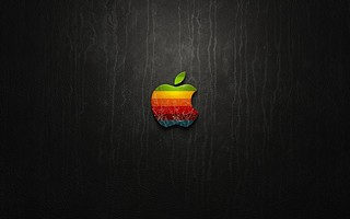 apple wallpaper black | by ѕңαмαη ُ