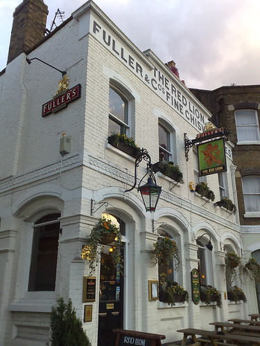 Red Lion Ealing | by markhillary
