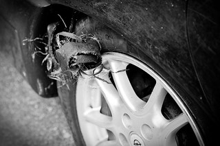 Tyre Is Broken | by Harri_1970