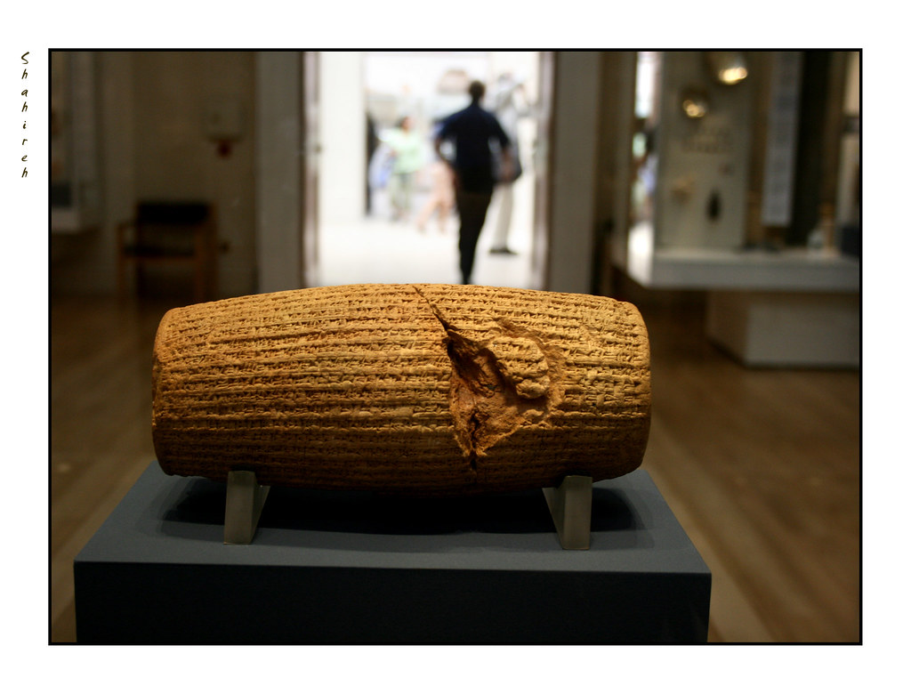 Cyrus the Great Cylinder