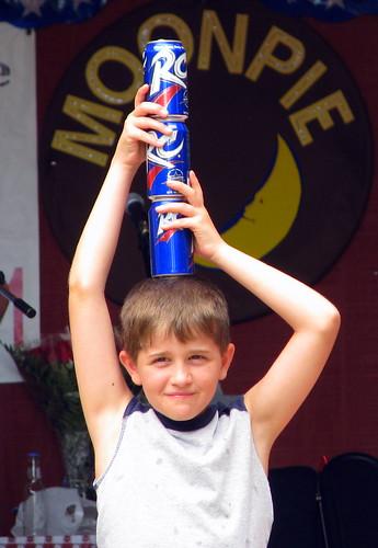 RC Cola Dash Contestant 21
