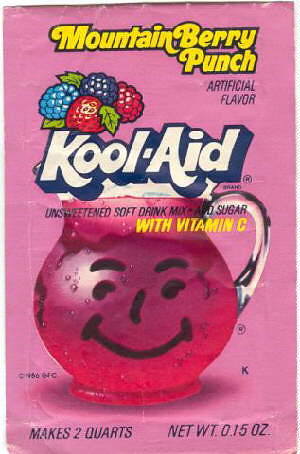 Mountain Berry Punch Kool-Aid | by Paxton Holley