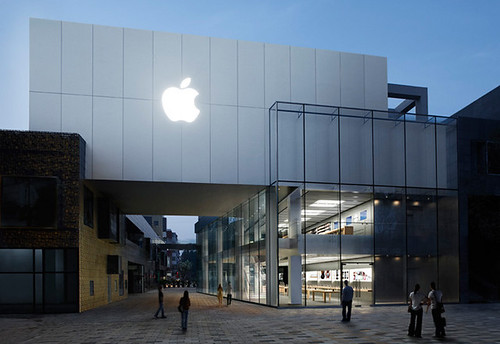 apple beijing sanlitun store | by 变脸
