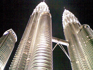 KLCC night view | by qzhe2001