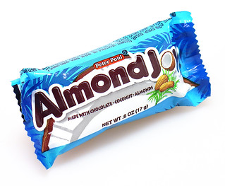 Snack Size Almond Joy | by cybele-