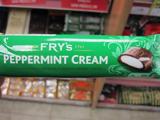 Fry's Pepermint Cream | by veganbackpacker