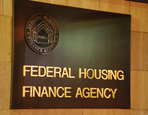 Federal Housing Finance Agency | by afagen