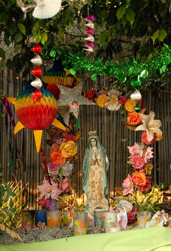 Virgen de Guadalupe Altar | by Ilhuicamina