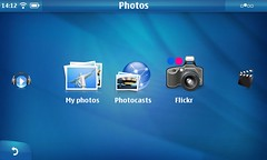 Flickr plugin in Photo Submenu | by T. Schmidt