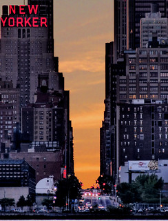 sunrise across 34th street, manhattan | by joiseyshowaa