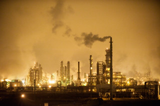 Petrochemical Landscape 1 - 12/16/08 | by OneEighteen