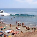 Playa la Tejita (El Medano) - Tenerife (Islas Canarias)