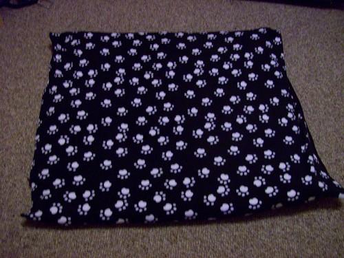 Dog Bed Fleece Cover