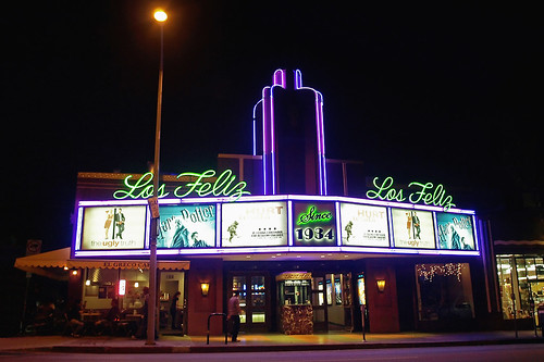 Los Feliz Theater | by avilon_music