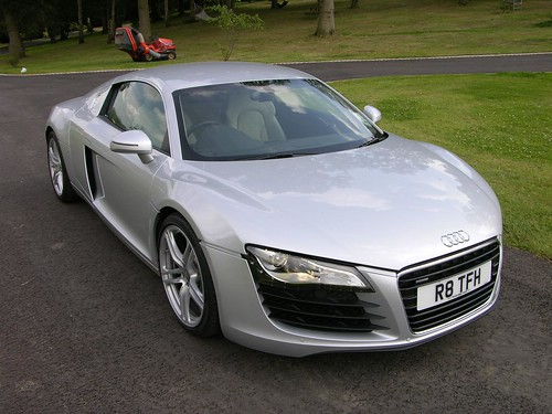 Audi R8 | by TheCarSpy