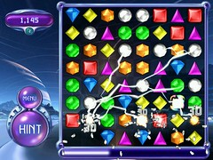 Bejeweled 2- Screenshot | by PlayStation.Blog