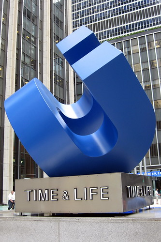 NYC: Time & Life Building - Cubed Curve | by wallyg