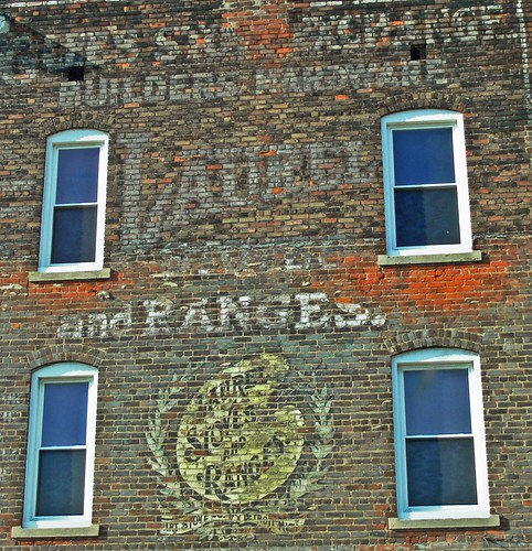 Laurel Stoves Ghost Sign | by DetroitDerek Photography ( ALL RIGHTS RESERVED )