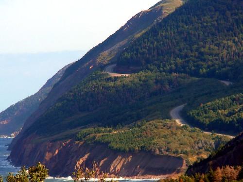Cabot Trail MacKenzie Mountain