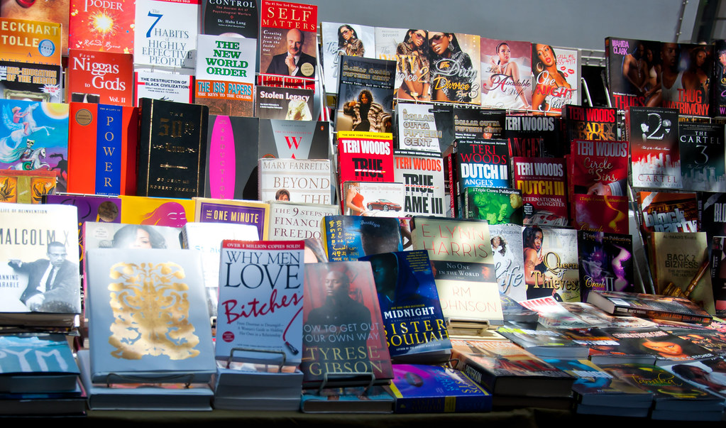 Street bookseller