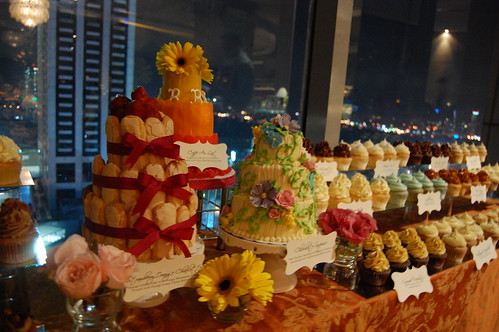 The Ultimate Cupcake Dessert Buffet! | by Yummy Piece of Cake
