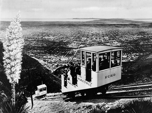 Mt Lowe Incline | by Metro Transportation Library and Archive