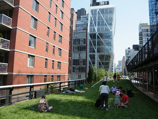 HIgh Line, Section 2, New York's Elevated Garden and Park | by lensepix