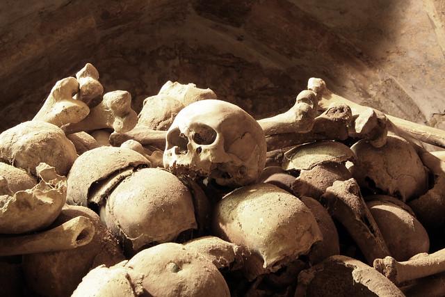 Rothwell, Bone Crypt