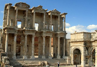 Library of Celsus next to the entrance to the agora, Ephesus, Turkey | by Alaskan Dude