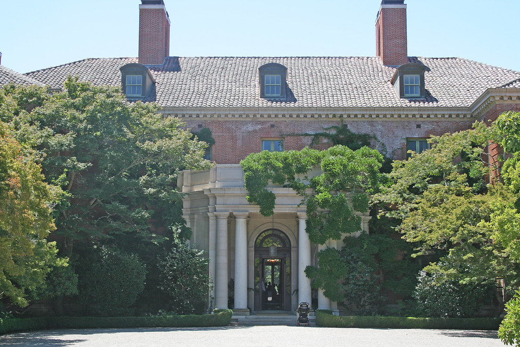 Filoli Gardens Mansion Flickr