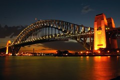 Sydney Harbour Bridge Australia | by Paul O' Connell