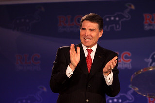 Rick Perry | by Gage Skidmore